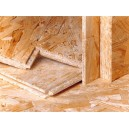 OSB 3 SUPERFINISH 4PD - 15 mm